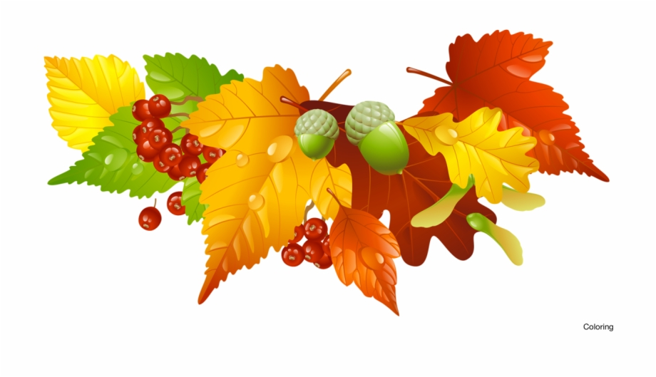 Leaves Clipart Free Clip Art Fall.