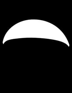 Black And White Clipart Acorn.