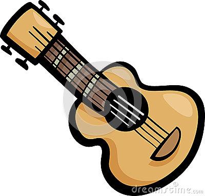 Acoustic Guitar Cartoon Clip Art Stock Photos, Images, & Pictures.