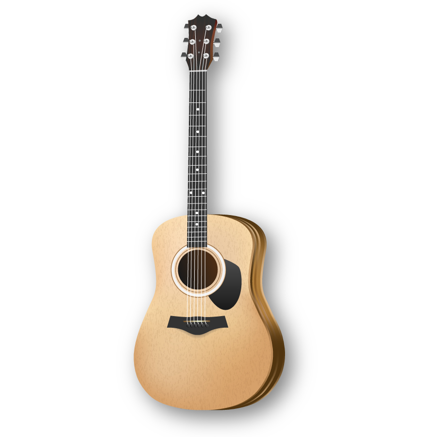 Free acoustic guitar clip art free vector for free download about.
