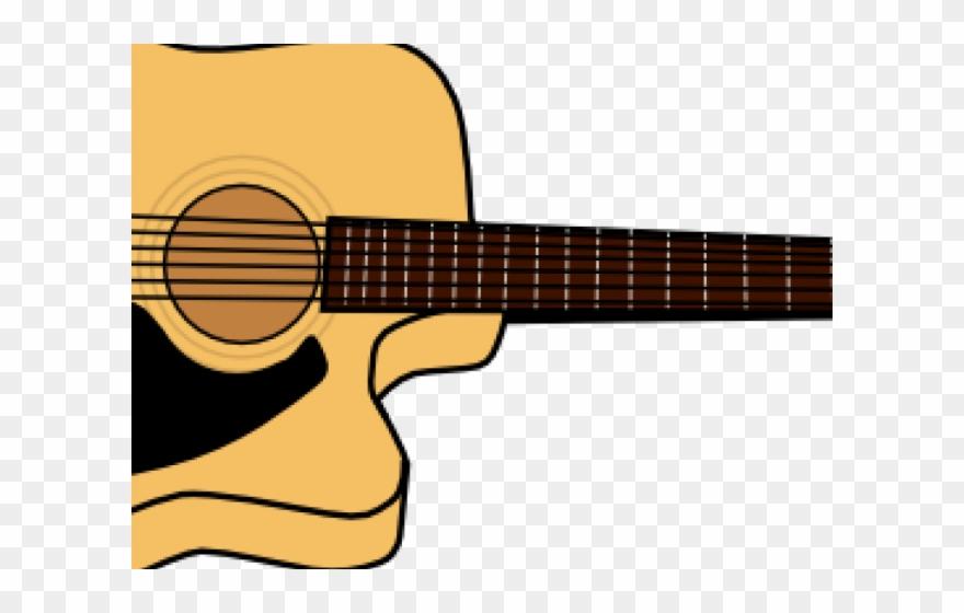 Acoustic Guitar Clipart Gitara.