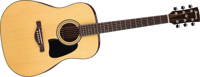 Acoustic guitar band clipart.
