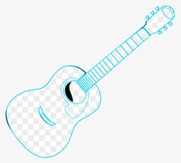 Free Acoustic Guitar Clip Art with No Background.