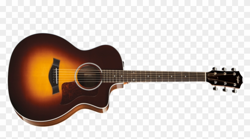 Acoustic Guitar Png Image With Transparent Background.