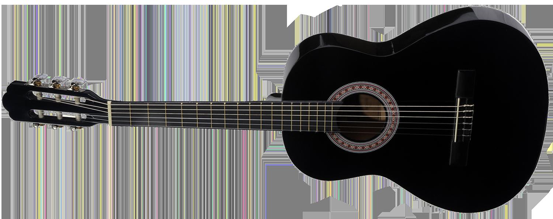 Acoustic Guitar PNG Black And White Transparent Acoustic Guitar.