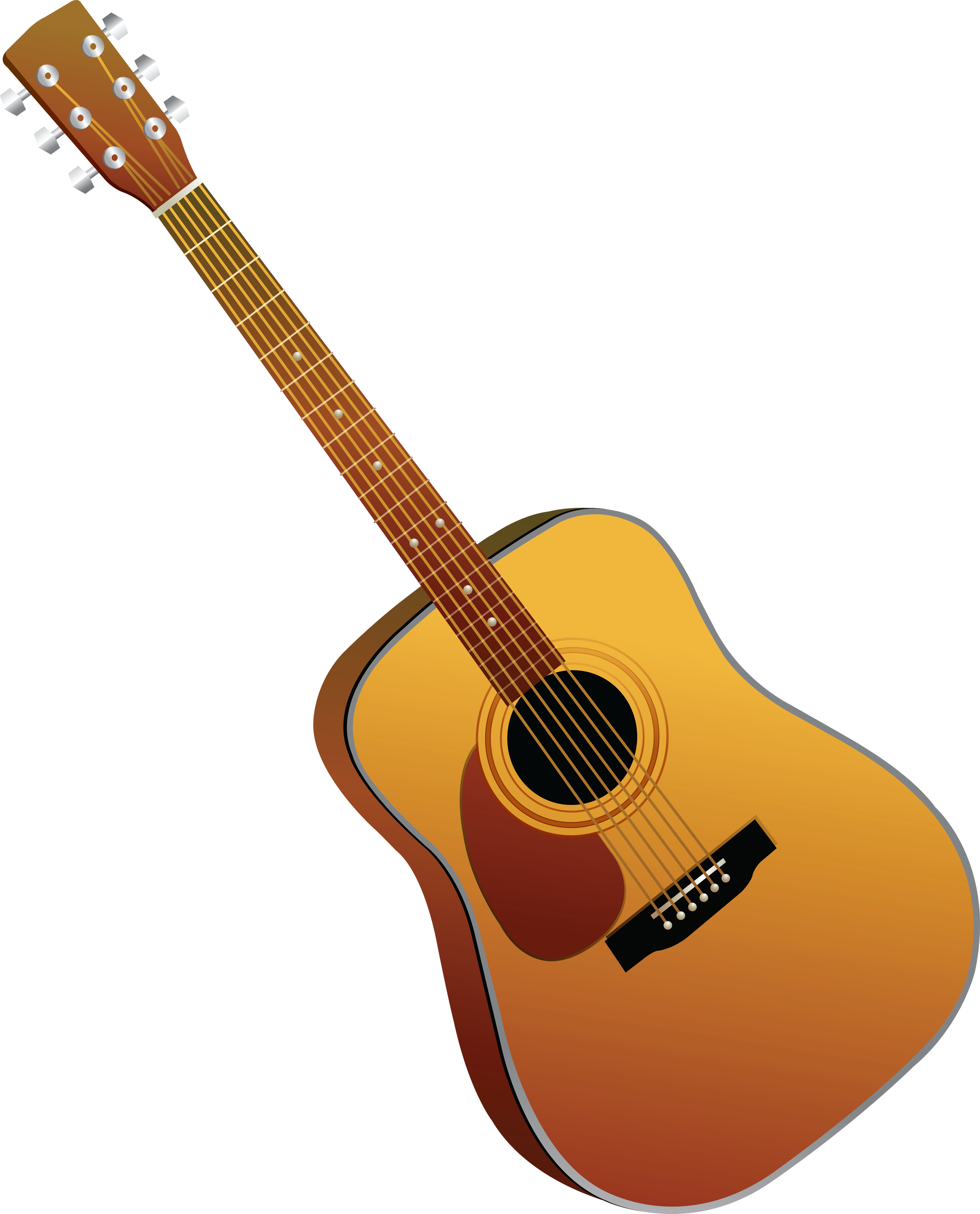 Guitar PNG images free picture download.
