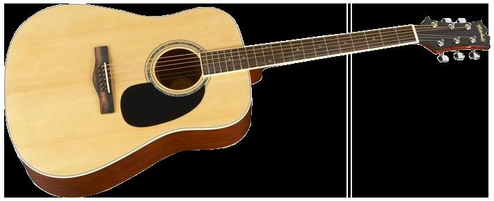 Acoustic Guitar PNG Transparent Images.