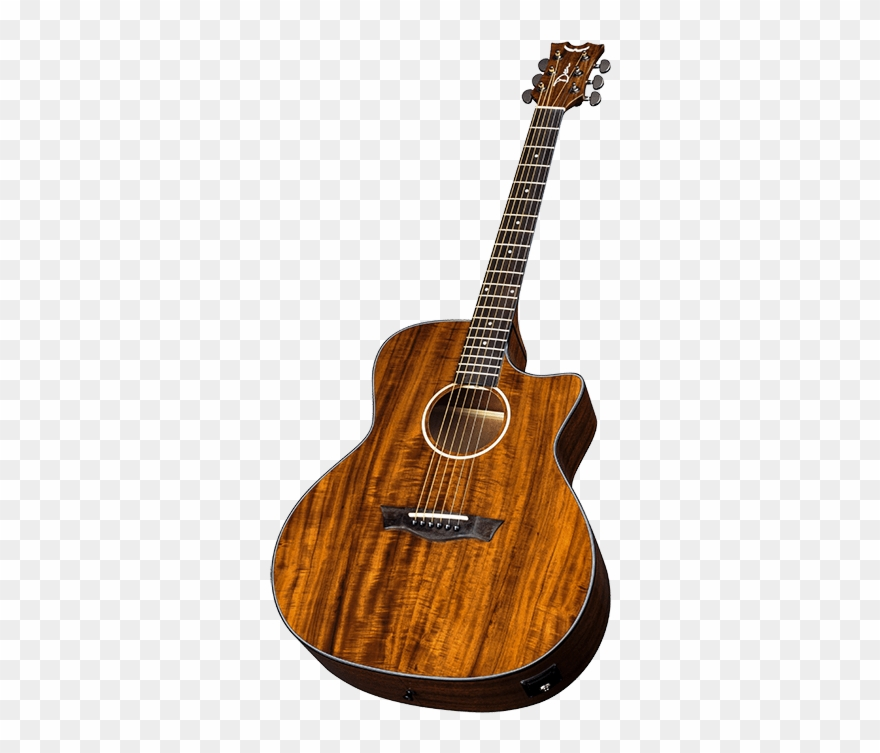 Acoustic Guitar Clipart Name.