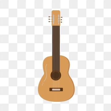 Acoustic Guitar PNG Images.
