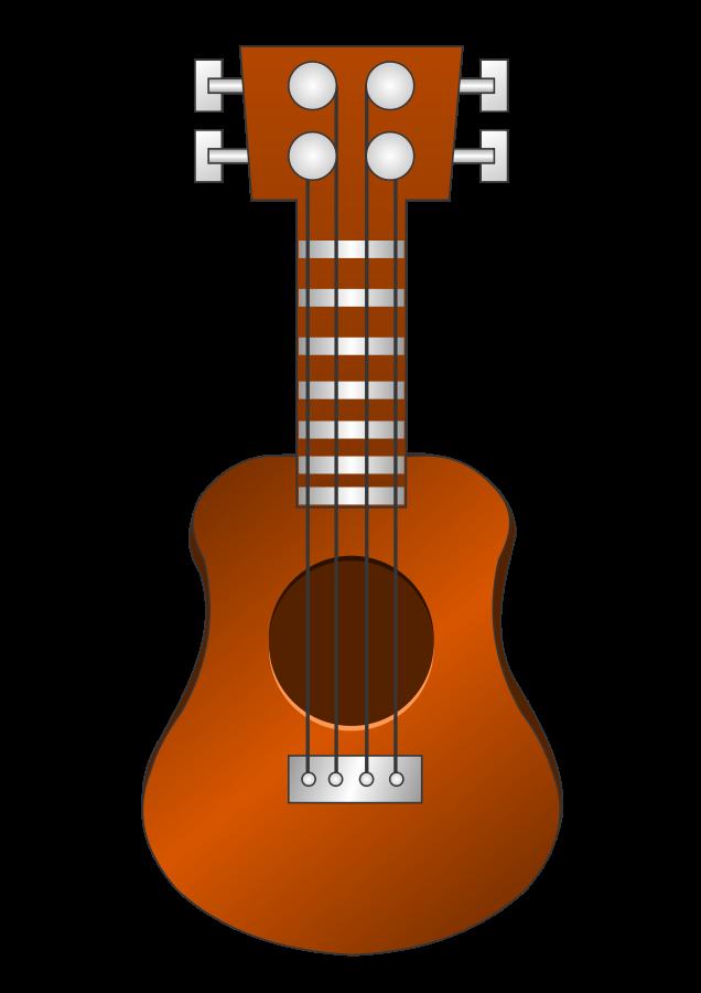 Acoustic Guitar Clipart, vector clip art online, royalty free.