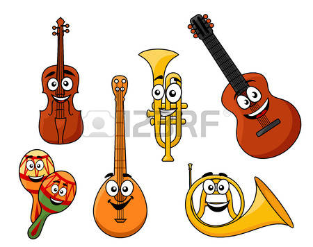 Acoustic Electric Guitar Cliparts, Stock Vector And Royalty Free.
