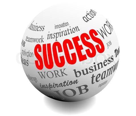 Business Success Clipart.