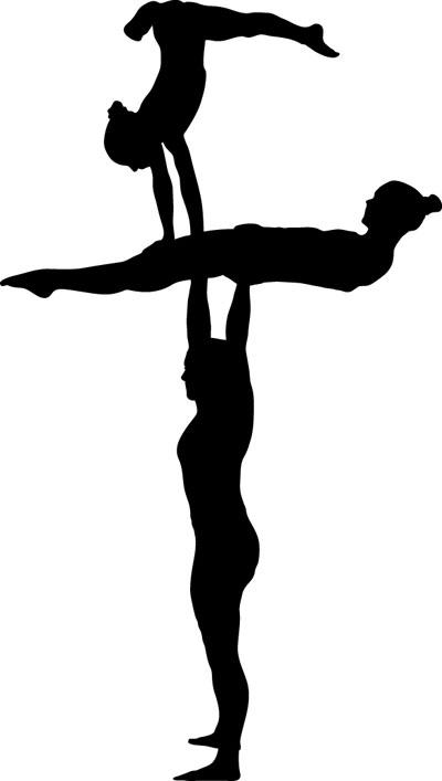 Acrobatics Clipart Clipground