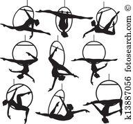 Acrobat Clip Art and Illustration. 2,584 acrobat clipart vector.