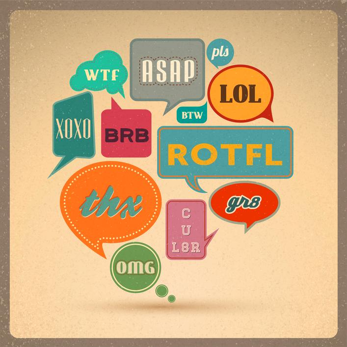 Do You Speak Millennial? A Modern Acronym Guide.