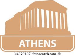Acropolis Clip Art and Illustration. 622 acropolis clipart vector.