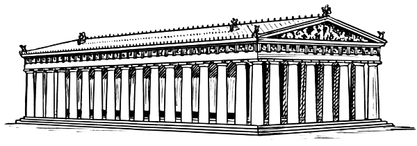 Free Parthenon Clipart, 1 page of free to use images.