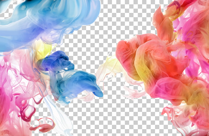 Color Acrylic paint Stock photography Printing Abstract art.