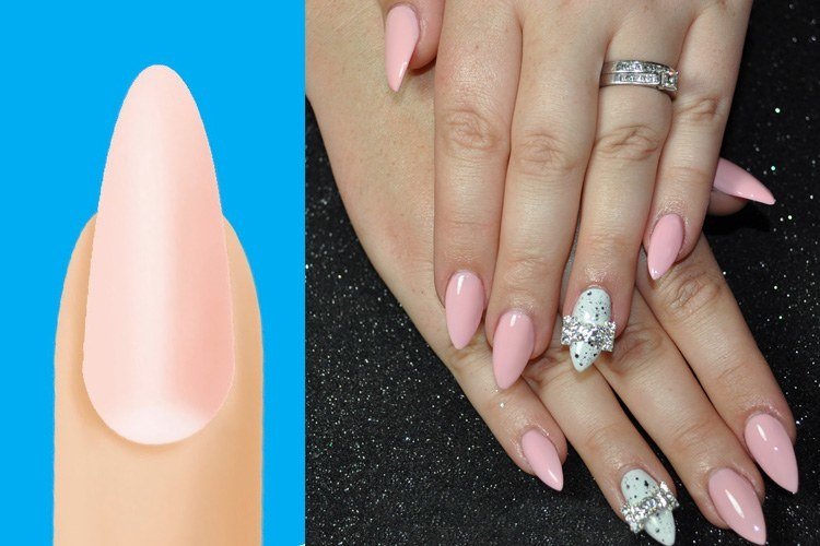 30 Long Acrylic Nails Designs To Flaunt.