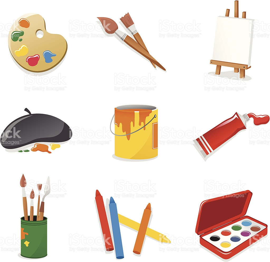 Acrylic Paint Clipart 20 Free Cliparts Download Images