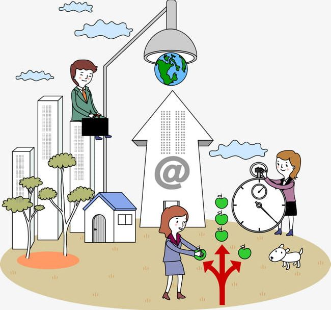 Busy People PNG, Clipart, Affairs, Arrow, Be Busy, Business.