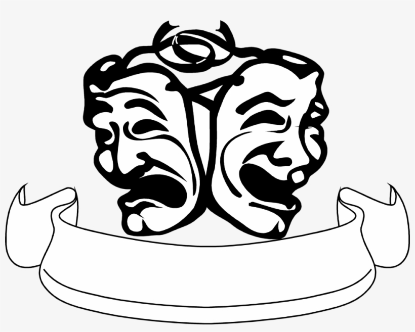 Actor Clipart Speech And Drama.