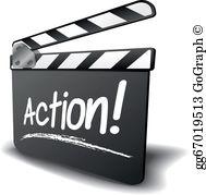 Action Clip Art.