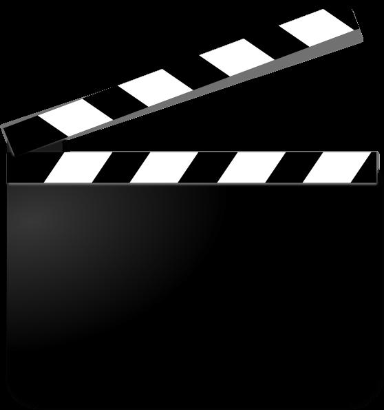 Movie Board Cliparts.