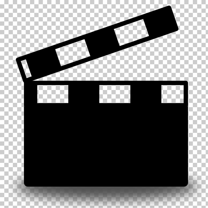 Clapperboard , Movie PNG clipart.