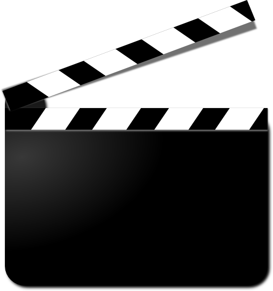 Movie Action Clipart.