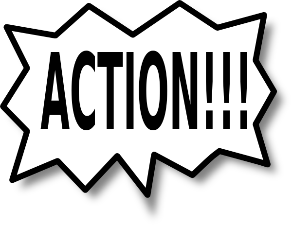 Action Clip Art at Clker.com.