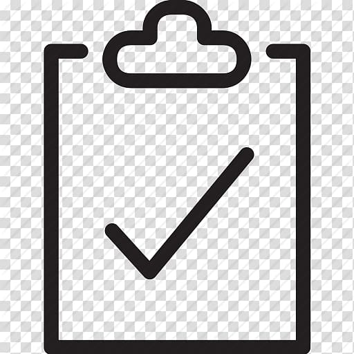 Clipboard with check illustration, Computer Icons Iconfinder.