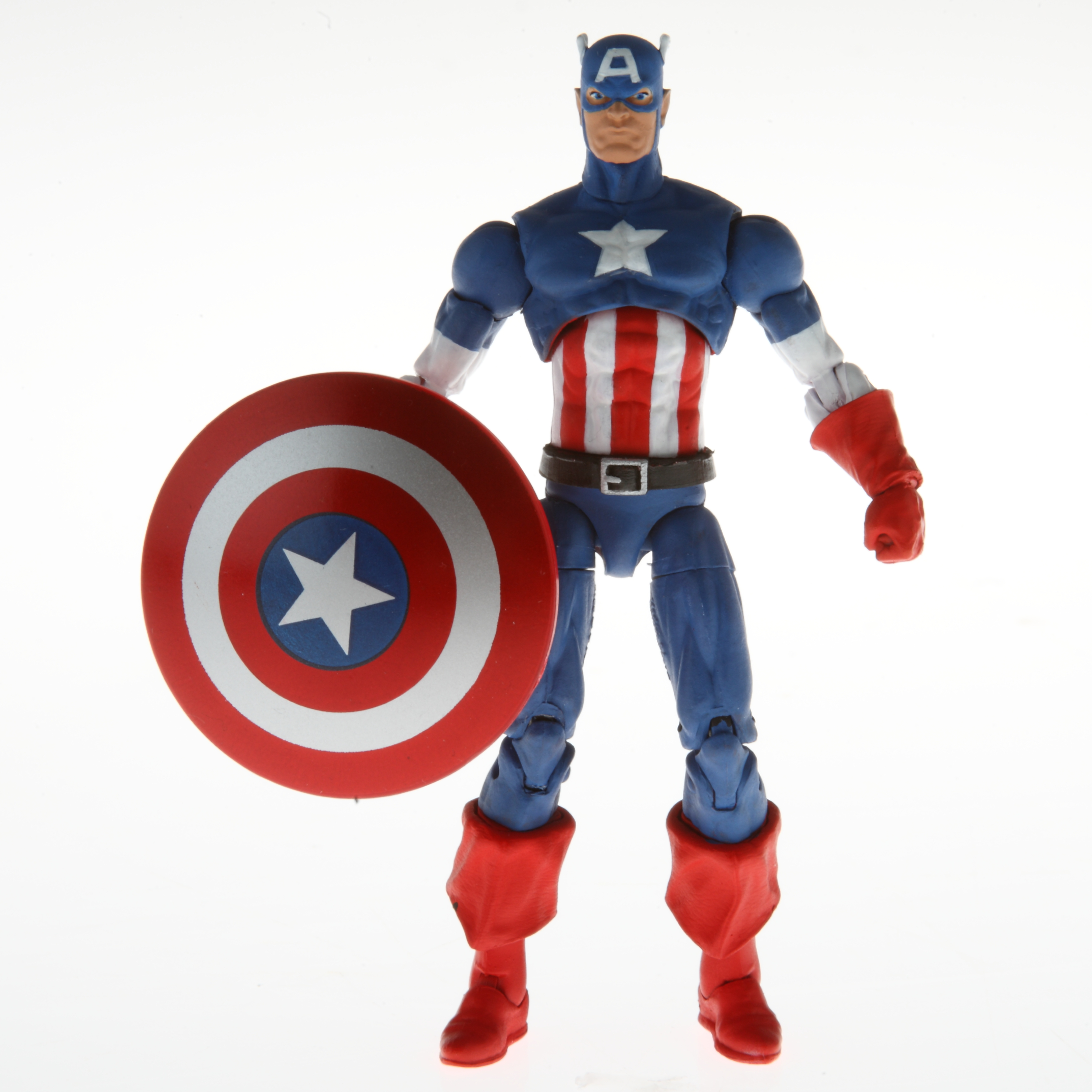 Toy Fair 2013: Hasbro's 3.75″ Marvel Universe Official Action.