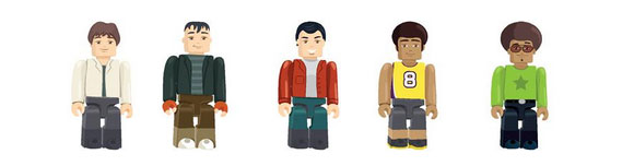 Action Figure Toys for Presentations.