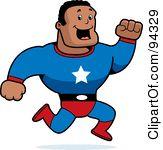 Action Hero Clipart.