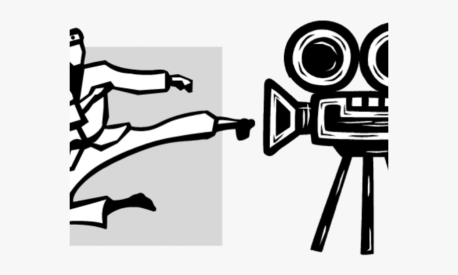 Movie Clipart Action.
