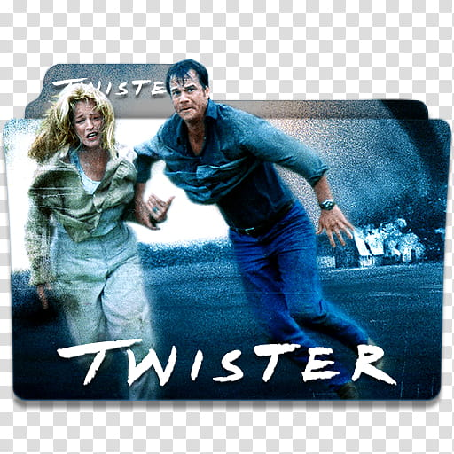 Requested Movies Folder Icon , twister, Twister movie poster.