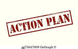 Action Plan Clip Art.