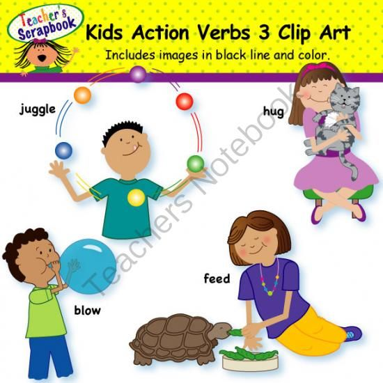 Action Source Clipart.
