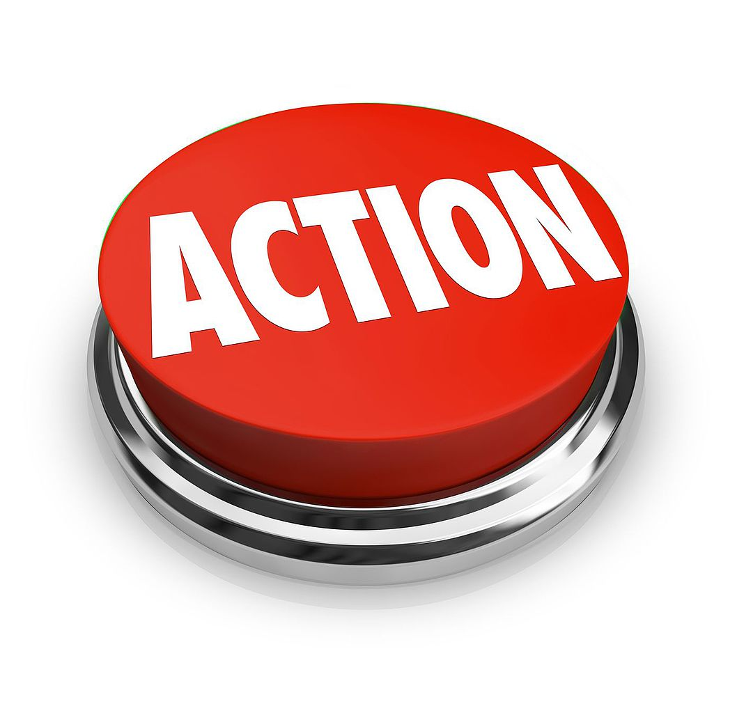 Take Action Clipart.