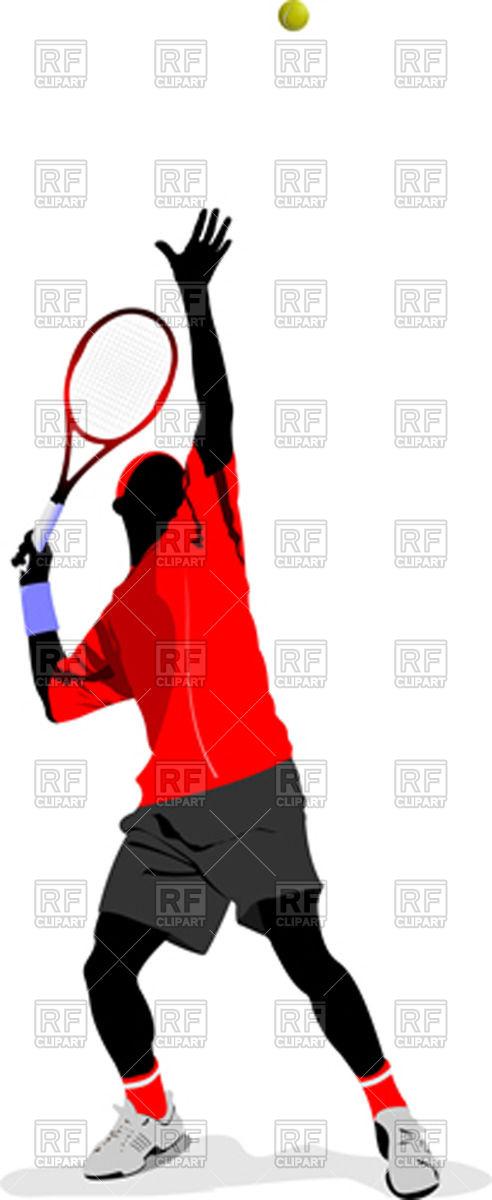 Tennis Racket Silhouette at GetDrawings.com.