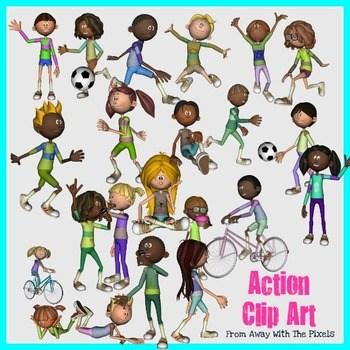 Action words clipart » Clipart Portal.