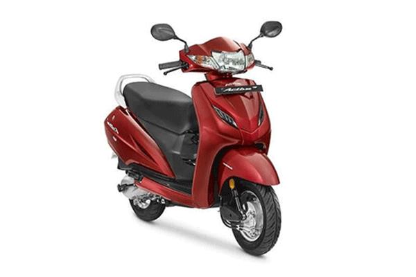 Honda Activa G Png Vector, Clipart, PSD.