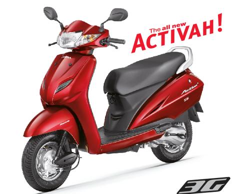 Honda Activa Scooter 3g.