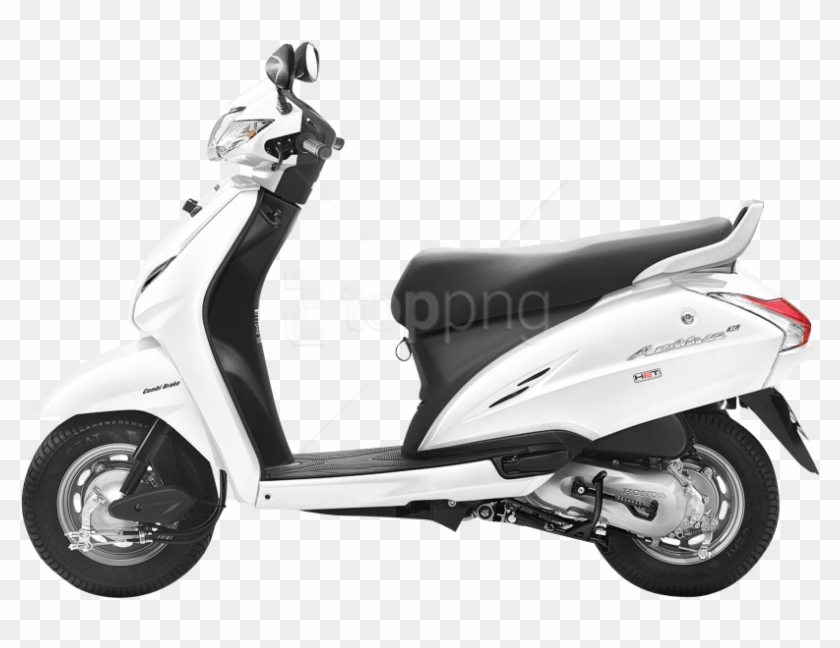 Free Png Download Honda Activa Scooter Png Images Background.
