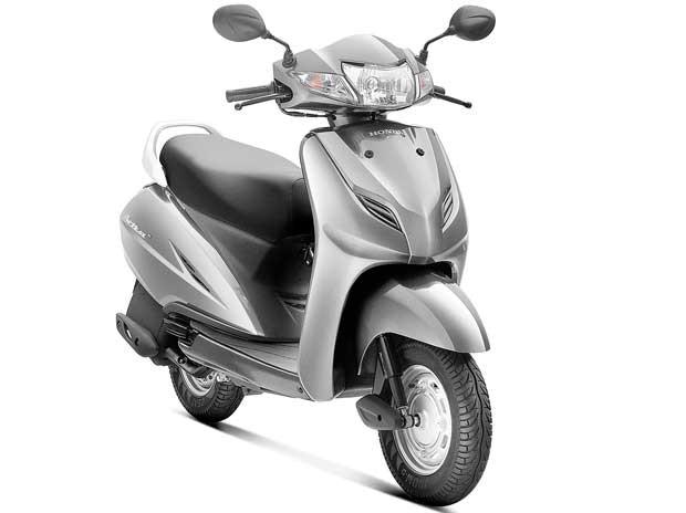 Honda Activa PNG Image Background.