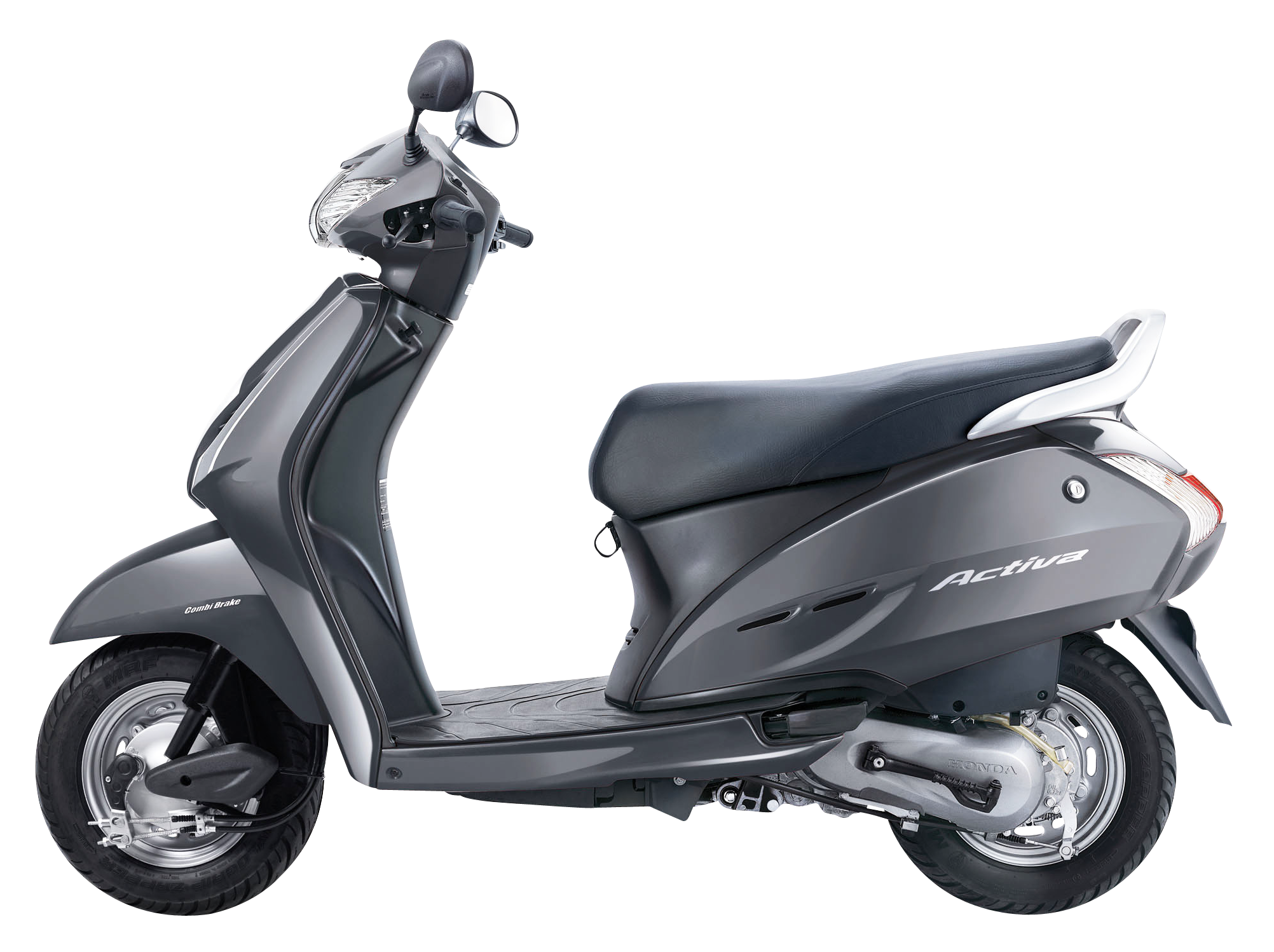 Honda Activa 3G Scooty PNG Image.