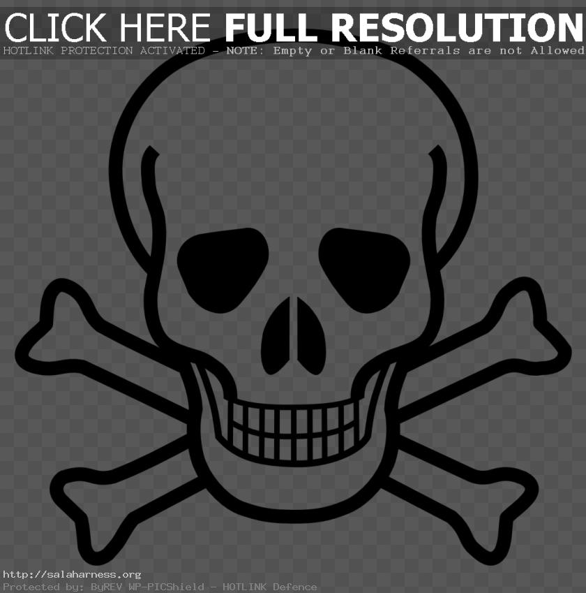 1 19349 See Here Skull Clipart Transpare #698732.
