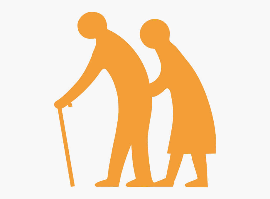 Clipart Of Citizens, Senior And Citizen.