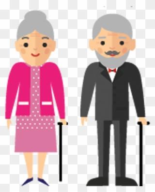 Free PNG Active Seniors Clip Art Download.